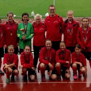U13-Juniorinnen beim 1. Girls Cup in Uerdingen
